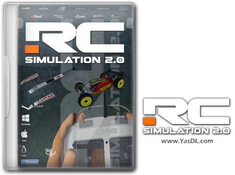 دانلود بازی RC Simulation 2.0 برای PC