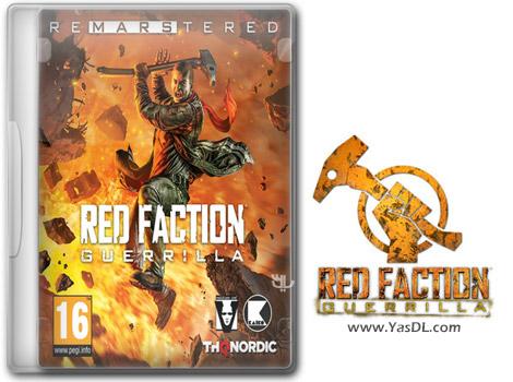 دانلود بازی Red Faction Guerrilla ReMarstered برای PC