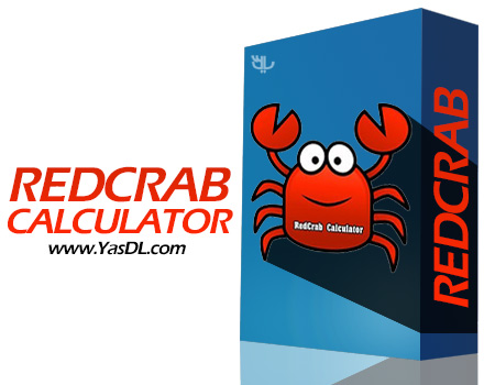 دانلود Redcrab Calculator 6.33.0.184 - ماشین حساب مهندسی