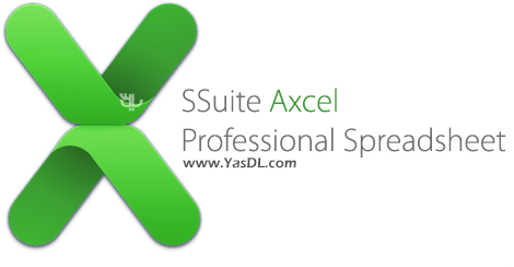 دانلود SSuite Axcel Professional Spreadsheet 2.2.2 - جایگزین نرم افزار اکسل