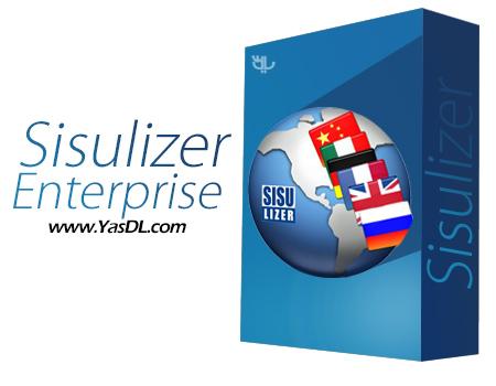 دانلود Sisulizer Enterprise Edition 4.0 Build 372 - چند زبانه کردن برنامه ها