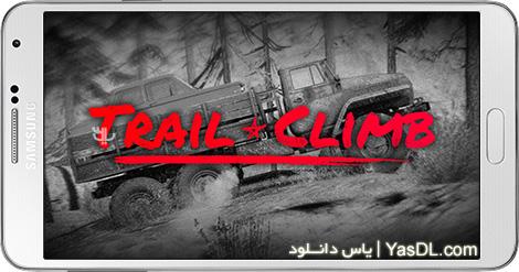 دانلود بازی TRAIL CLIMB 1.03 - تپه نوردی با کامیون برای اندروید + دیتا