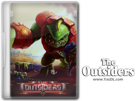 دانلود بازی The Outsiders برای PC