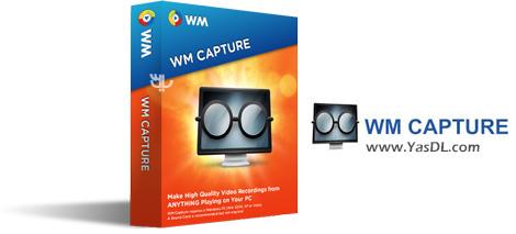 دانلود WM Capture 8.9.1 - نرم افزار فیلمبرداری از صفحه نمایش