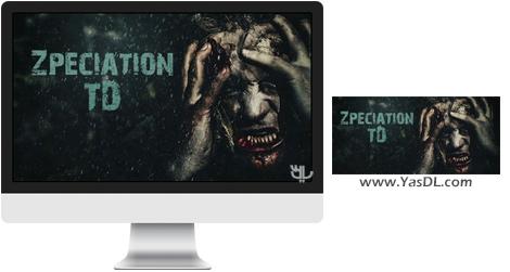 دانلود بازی Zpeciation Tough Days برای PC