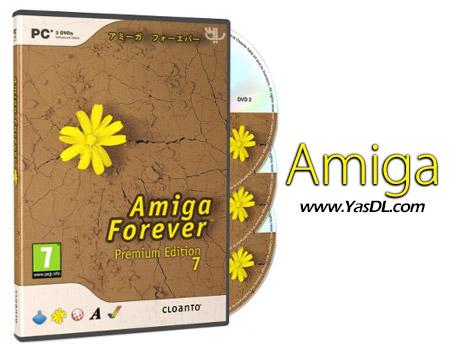 دانلود Cloanto Amiga Forever 7.2.10.0 - شبیه ساز محیط رایانه های آمیگا