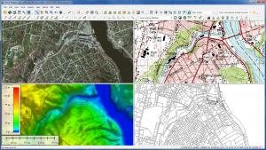 دانلود Global Mapper 18.2.0 - سیستم اطلاعات جغرافیایی