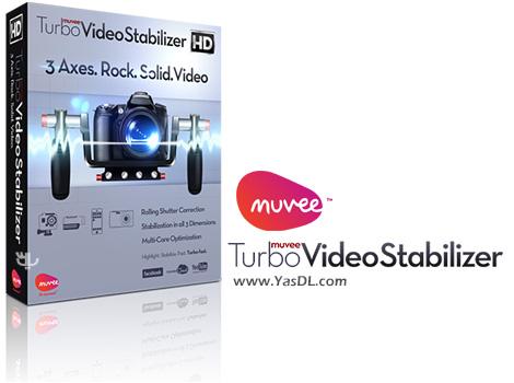 دانلود muvee Turbo Video Stabilizer 1.1.0.28371 Build 3090 - بهبود کیفیت فایل های ویدیویی
