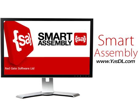 دانلود RedGate SmartAssembly Professional 6.12.3.730 - محافظت از کدهای پروژه