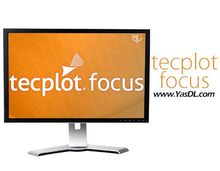 دانلود Tecplot Focus 2018 R1 2018.1.2.87862 - رسم نمودار های 2 بعدی و 3 بعدی