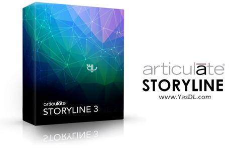 دانلود Articulate Storyline 3.5.16548.0 - ساخت اسلایدهای آموزشی
