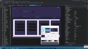 دانلود Bunifu UI Form 1.5.7.1 - طراحی و ساخت رابط کاربری
