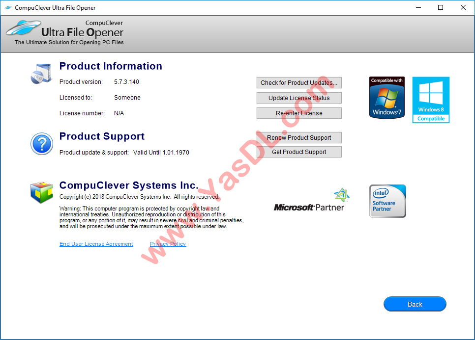 compuclever ultra file opener 5.7.3.140 portable