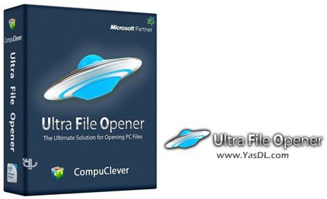 دانلود CompuClever Ultra File Opener 5.7.3.140 - باز کردن صدها فرمت مختلف در ویندوز