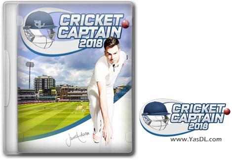 دانلود بازی Cricket Captain 2018 برای PC