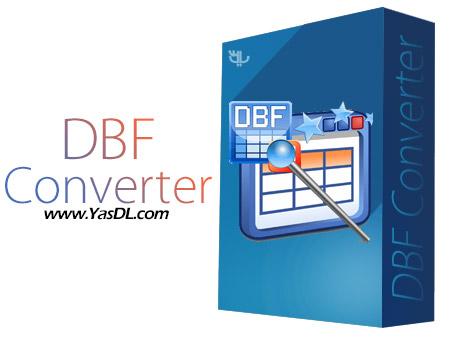 دانلود DBF Converter 5.67 - مبدل فایل های DBF