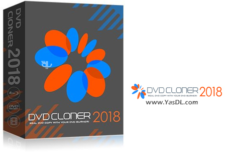 DVD-Cloner 2020 17.30 Build 1457 Copy DVD Formats