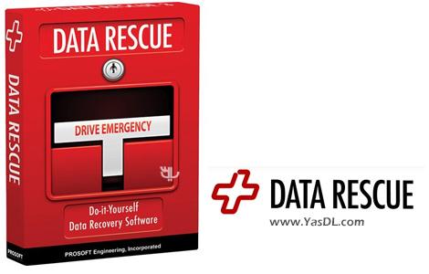 دانلود Prosoft Data Rescue Professional 5.0.6 - نرم افزار بازیابی اطلاعات