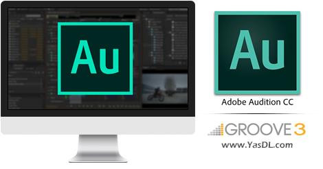 دانلود فیلم آموزش ادوبی آدیشن - Editing Audio with Adobe Audition