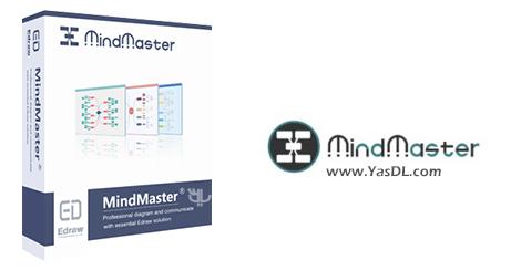 دانلود Edraw MindMaster Pro 6.3.0.168 - نرم افزار ترسیم نقشه های ذهنی