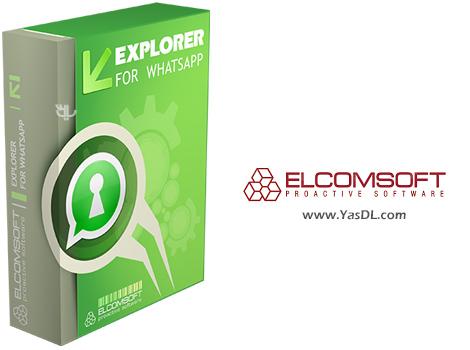 دانلود Elcomsoft Explorer For WhatsApp 2.40 Build 27468 Forensic Edition - استخراج تاریخچه استفاده از واتس اپ