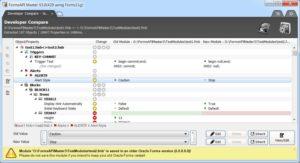 دانلود FormsAPI Master 3.00.447 - ویرایش و آنالیز فرم های اوراکل