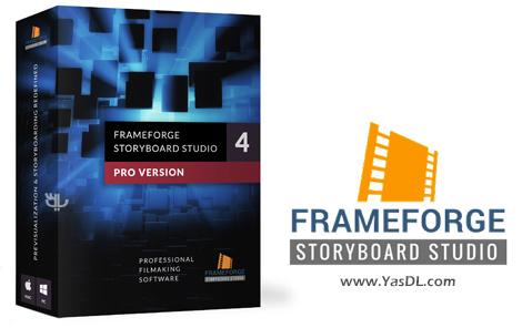 دانلود FrameForge Storyboard Studio 4.0.3 Build 11 Stereo 3D Edition - طراحی سناریوی فیلمبرداری
