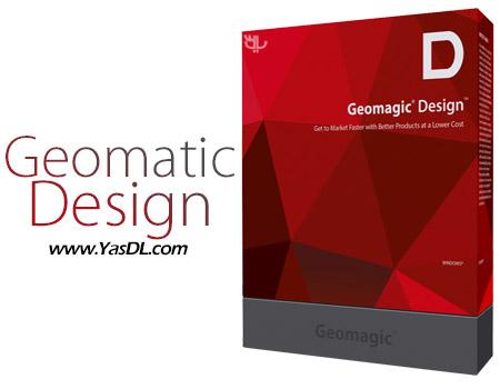 دانلود Geomagic Design X 2016.2.2 - طراحی مدل های سه بعدی