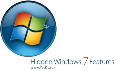 دانلود Hidden Windows 7 Features 1.3.0 - دسترسی به تنظیمات مخفی ویندوز 7