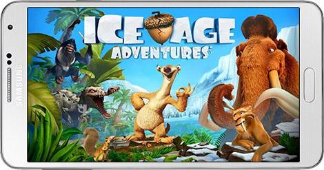 دانلود بازی Ice Age Adventures 2.0.7a - ماجراجویی عصر یخبندان برای اندروید + دیتا