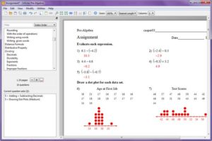 دانلود Infinite Pre-Algebra 2.40 Retail - حل تشریحی مسائل ریاضی