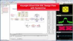 دانلود Keysight SystemVue 2016.08 - اتوماسیون طراحی الکترونیک