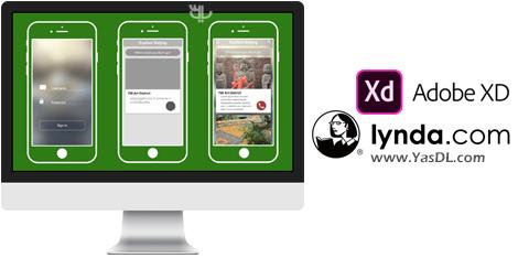 دانلود آموزش طراحی با ادوبی ایکس دی - Learning Adobe XD