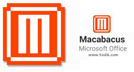 دانلود Macabacus for Microsoft Office 8.9.18.0 - افزودن امکانات مالی به مجموعه آفیس