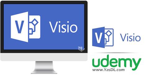دانلود دوره آموزش مایکروسافت ویزیو - Master Microsoft Visio 2016 the Easy Way