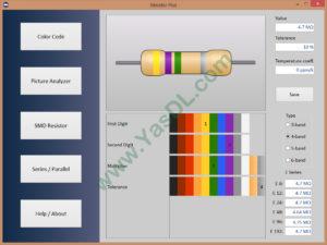 Microsys Resistor Plus.cover1  300x225 - دانلود Microsys Resistor Plus 1.1 - نرم افزار تشخیص مقدار مقاومت از روی رنگ