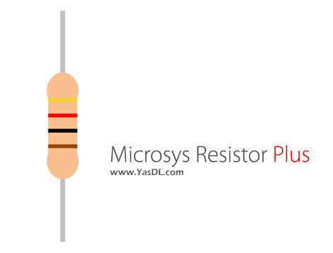 دانلود Microsys Resistor Plus 1.1 - نرم افزار تشخیص مقدار مقاومت از روی رنگ