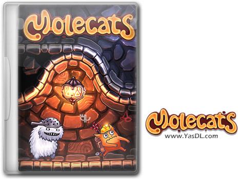 دانلود بازی Molecats برای PC
