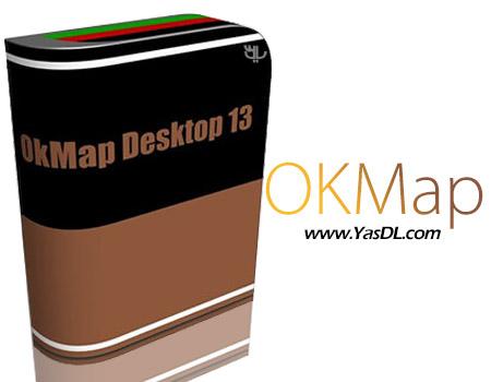 دانلود OkMap Desktop 16.0.0 Multilingual x64 - کارتوگرافی و نقشه برداری