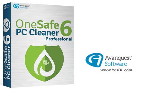 دانلود OneSafe PC Cleaner Pro 6.3 - نرم افزار پاک سازی و بهبود سرعت سیستم