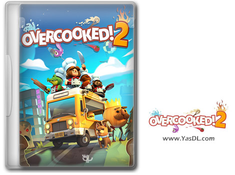 Overcooked 2 Suns Out Buns Out For PC | ‌ Yas