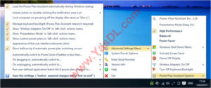 Power Plan Assistant.cover1  300x125 - دانلود Power Plan Assistant 3.3a - نرم افزار مدیریت بهینه انرژی در لپ تاپ