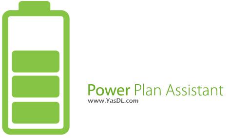 دانلود Power Plan Assistant 3.2e - نرم افزار مدیریت بهینه انرژی در لپ تاپ