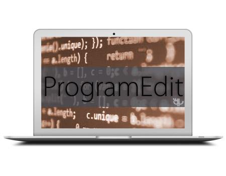 دانلود ProgramEdit 4.7 - ویرایش سورس برنامه ها