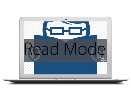 دانلود VovSoft Read Mode 1.4 - مشاهده ساده وبلاگ ها
