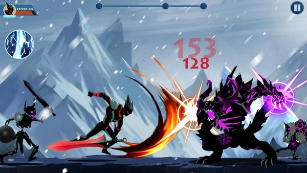 Shadow Fighter 1.30.1 - Shadow Warrior For Android + Infinite Edition
