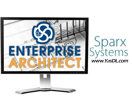دانلود Sparx Systems Enterprise Architect 14.0.1422 - طراحی نمودار های UML