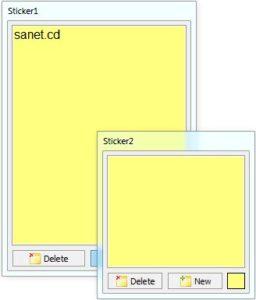 دانلود VovSoft Sticky Notes 4.6 - ساخت برچسب های دیجیتالی