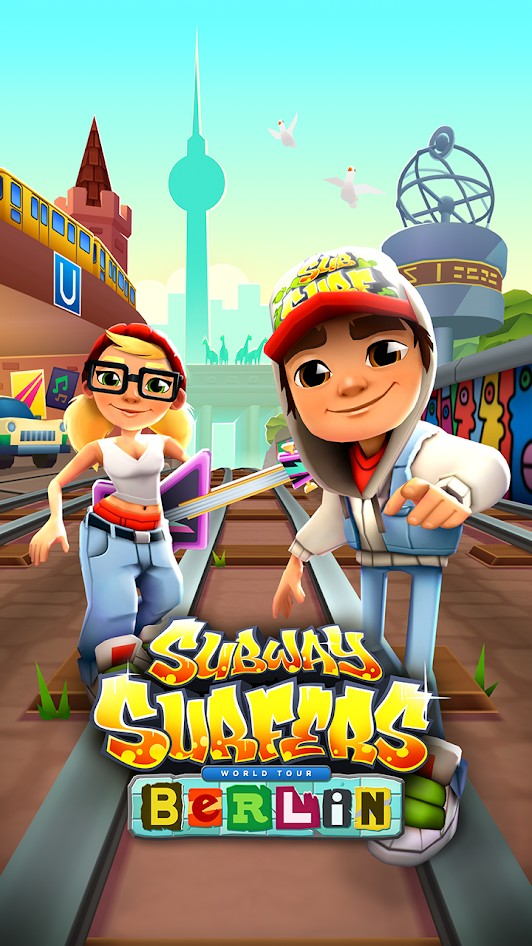 Subway Surfers 1.116.0 For Android + Infinity Edition