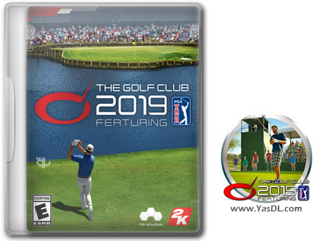 دانلود بازی The Golf Club 2019 featuring PGA TOUR برای PC